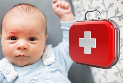 [新聞] 6個有用的嬰兒急救箱