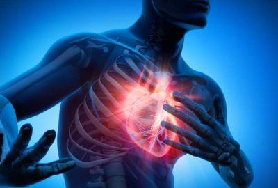 [新聞] 心臟病發作前身體會給您的10個警告信號