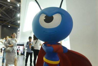 螞蟻可能在上海首次公開募股中籌集至多170億美元資金