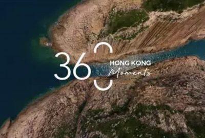 旅發局與新加坡航空一起慶祝航空旅行泡沫,以」 360香港時刻」開啟旅遊業